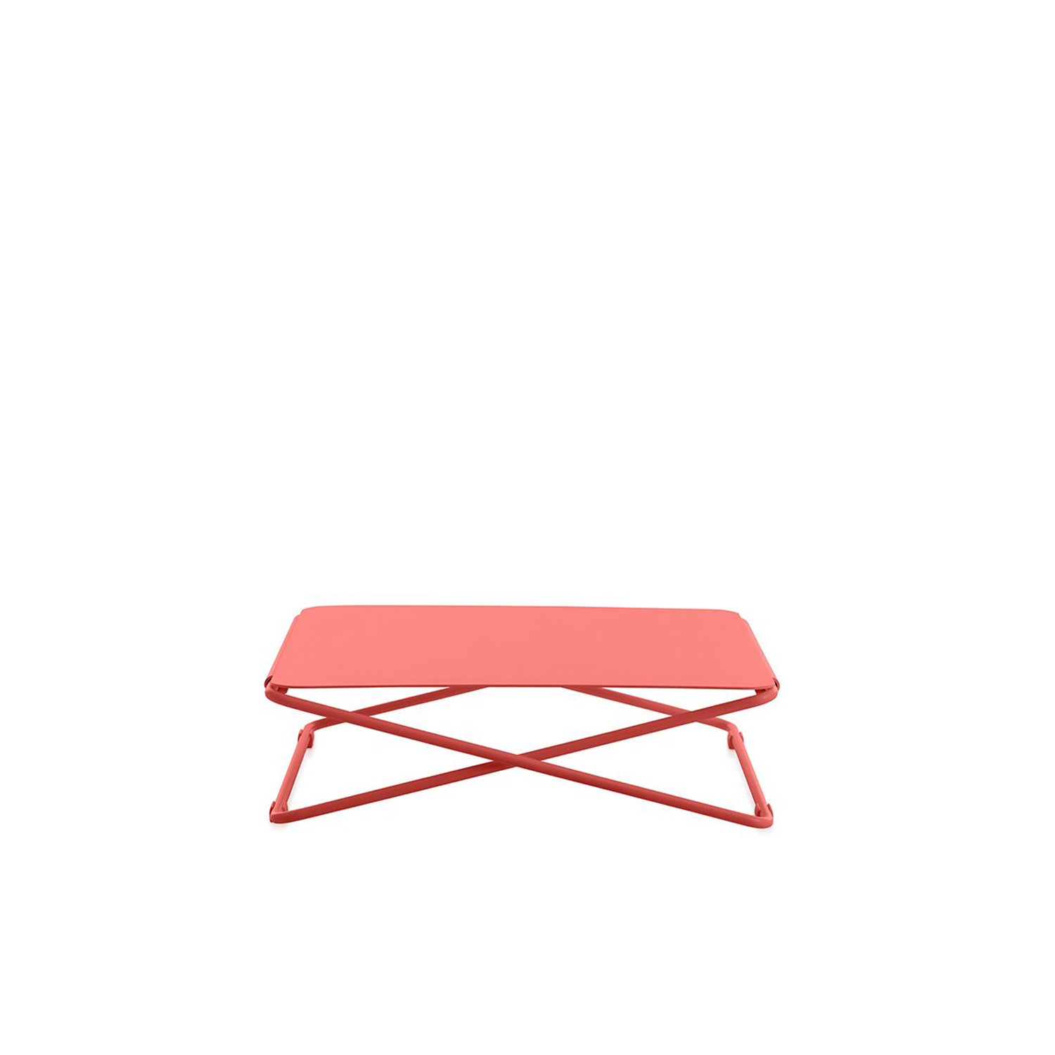 Valentina Table - The Valentina Outdoor collection has a casual and laid-back character that is at the same time elegant and colourful. It's the most genuine expression of Diabla's style. Its creator, Alejandra Gandía-Blasco Lloret, decided to design a seat using just two cushions and keeping other elements to the minimum. And that's how not just a whole family of sofas but also a lounger and this side or coffee table came to be.  | Matter of Stuff