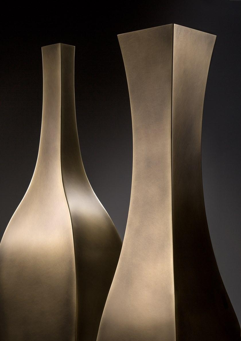 Rocco & Lolita Metal Vase