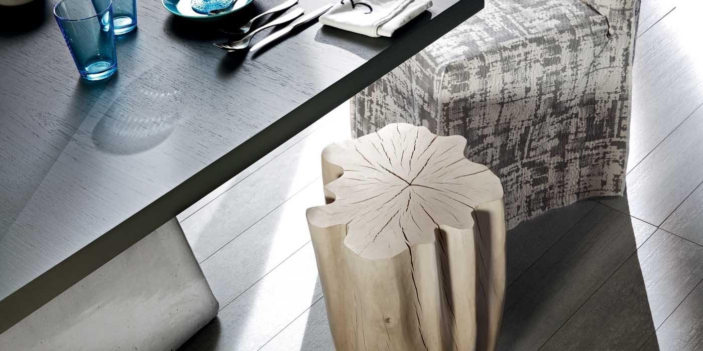 Brick M Coffee Table