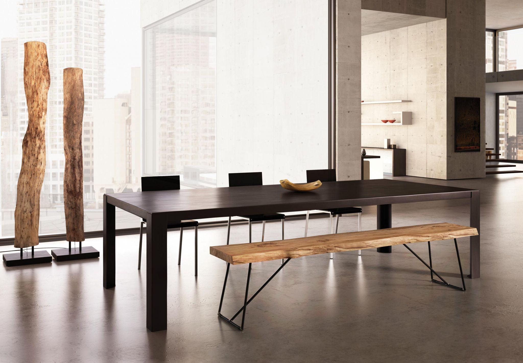 Big Irony Dining Table