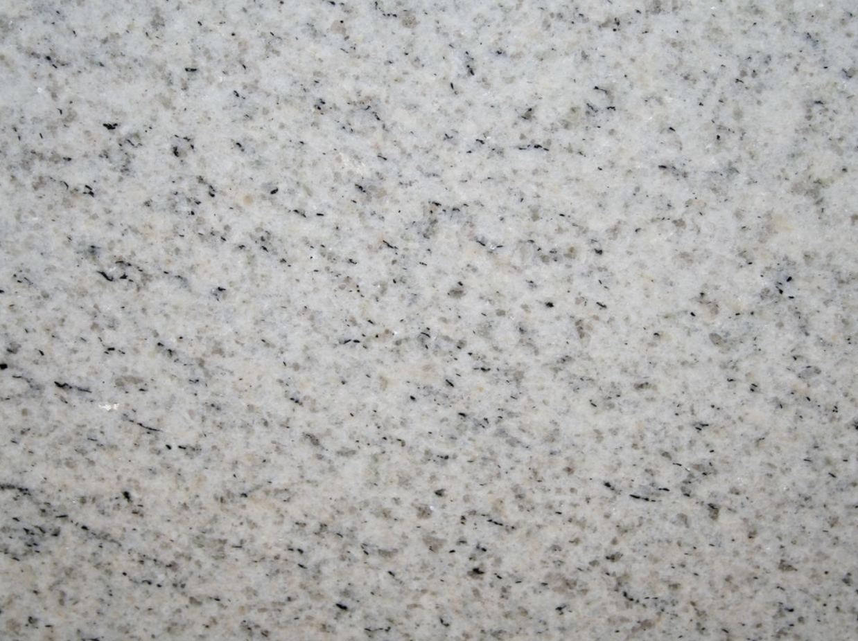Imperial White - Imperial White granite originates from India. This stone is suitable for both interior and exterior design projects. | Matter of Stuff