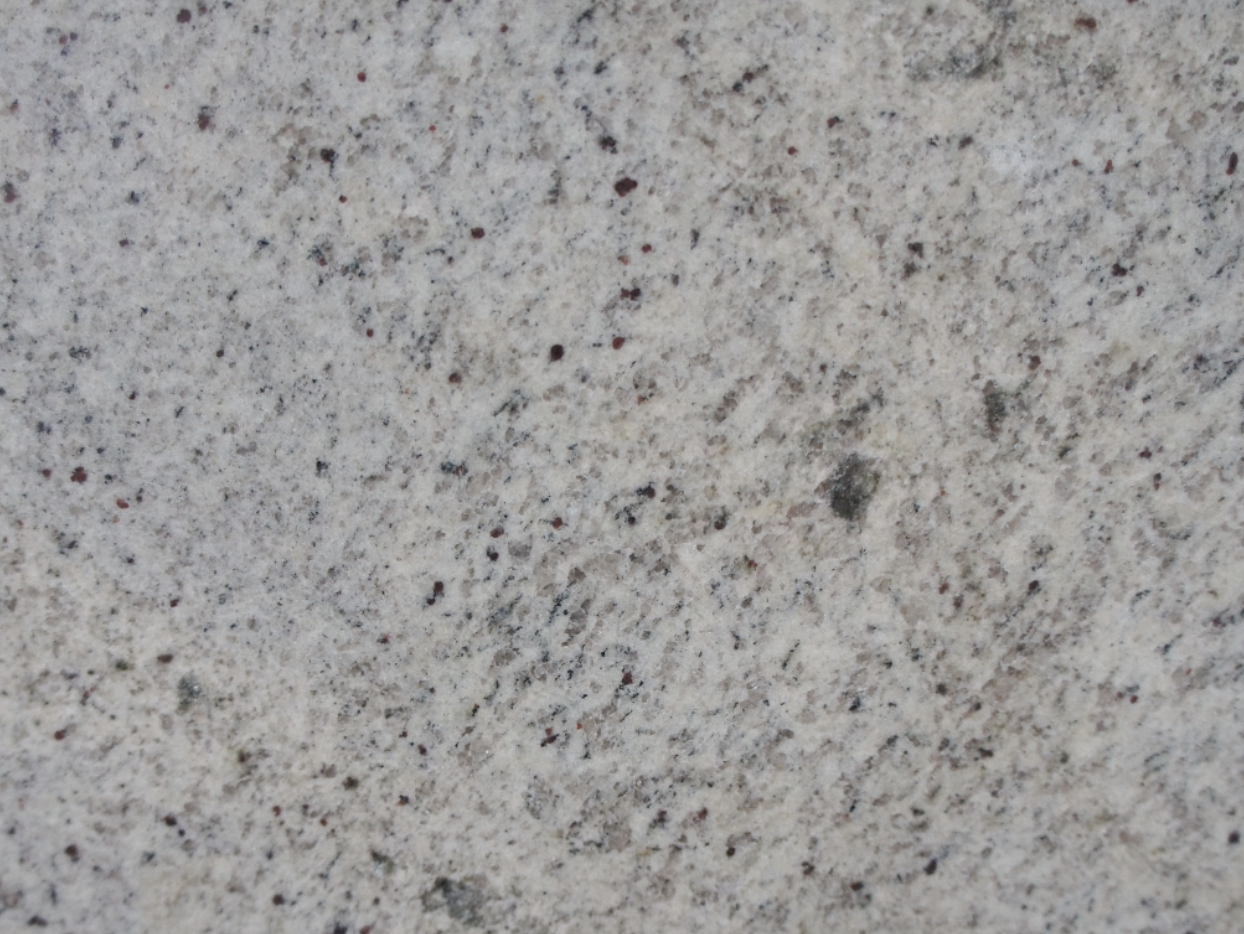 New Kashmir White - New Kashmir White granite originates from India. This stone is suitable for both interior and exterior design projects.  | Matter of Stuff