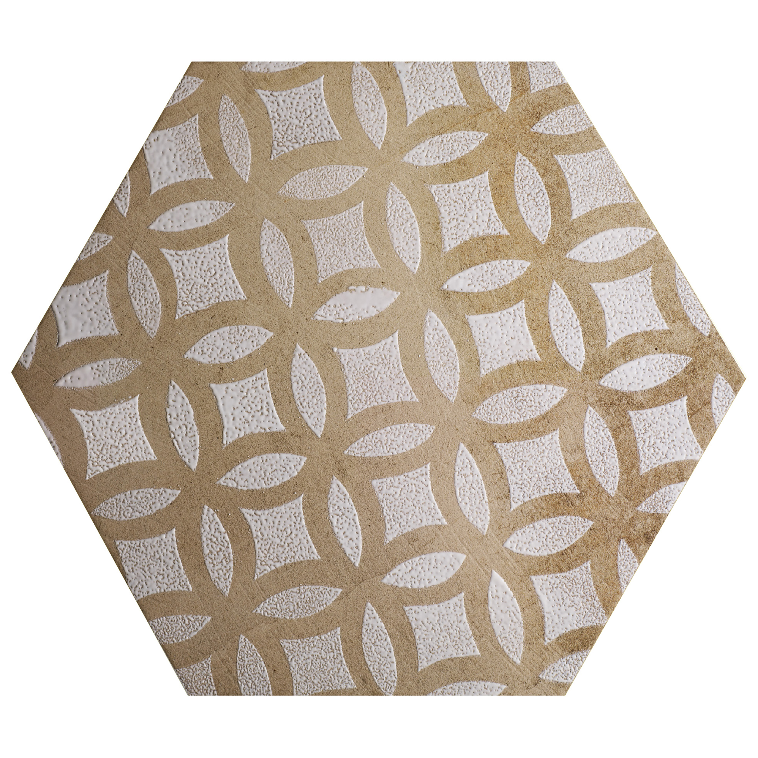 Square Tiles Mix Decorations Beige -  | Matter of Stuff