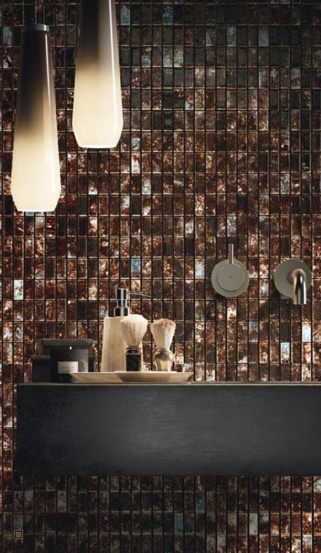 Mosaics Brown -  | Matter of Stuff