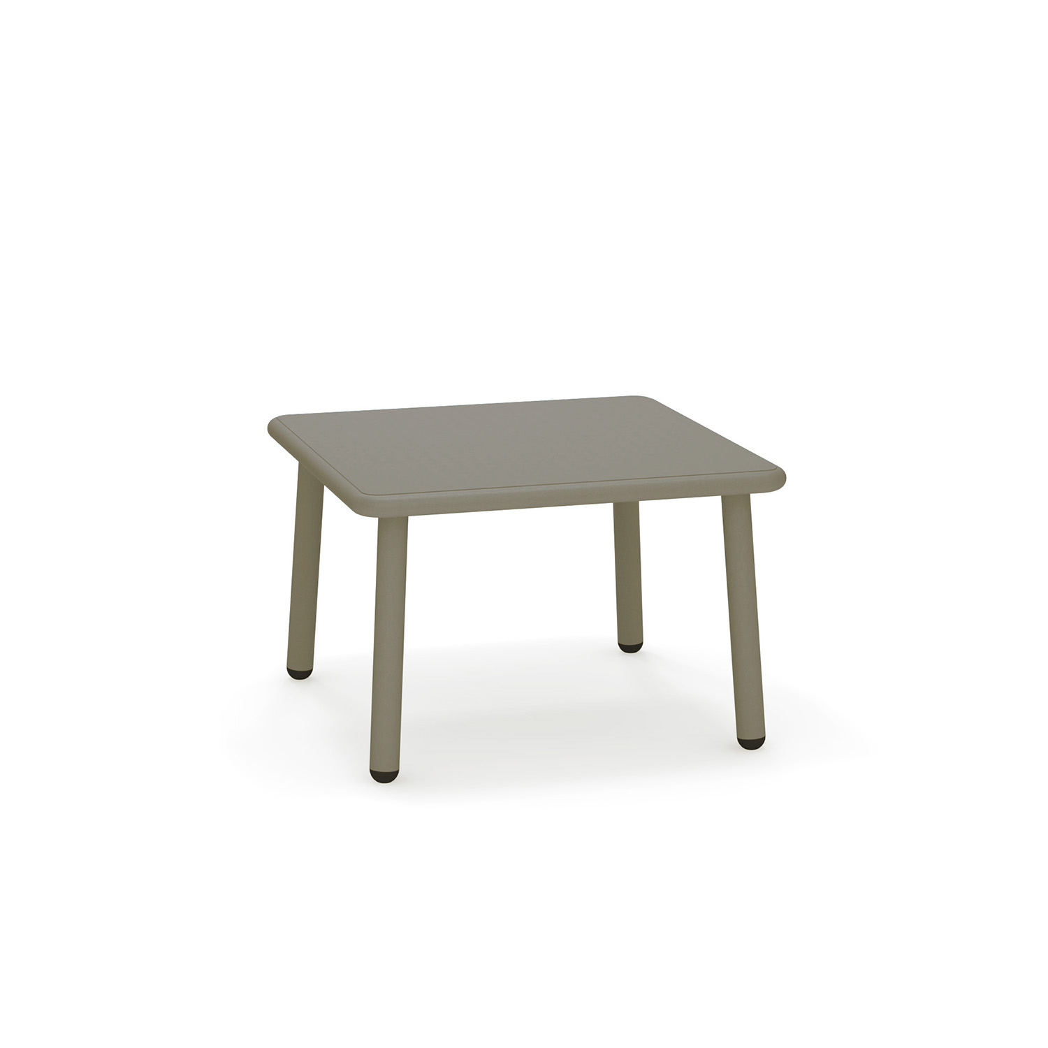 Yard Low Table - <p>Yard is a complete range of furniture, made up of a chair, armchair, fixed tables, relaxing armchairs, coffee tables of various sizes and a sunbed. The signature feature of the Yard collection is the way it mixes materials, such as stainless steel or ash with aluminium. The collection is completed with counter tables of various sizes, for both contract and residential settings.</p>