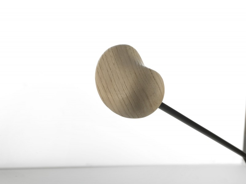 Seed - <p>The earth creates product only if you put seeds in it, the coat hanger is inspired by the poetic image of the sprout in the growing phade just before the blossom.</p>  | Matter of Stuff
