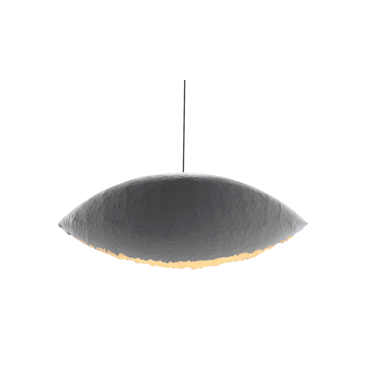 PostKrisi 50 / 51 / 52 Pendant Lamp - With PostKrisi Enzo Catellani began working and moulding fibreglass. This material fascinated him due to its incredible versatility and strength, but above all for the shadows it casts when it interacts with light. | Matter of Stuff