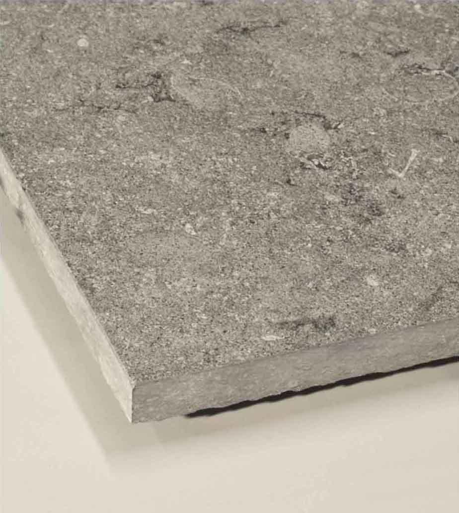 Black Stone Sand Blasted WJ