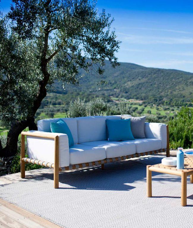 Pevero 3 Seater Sofa
