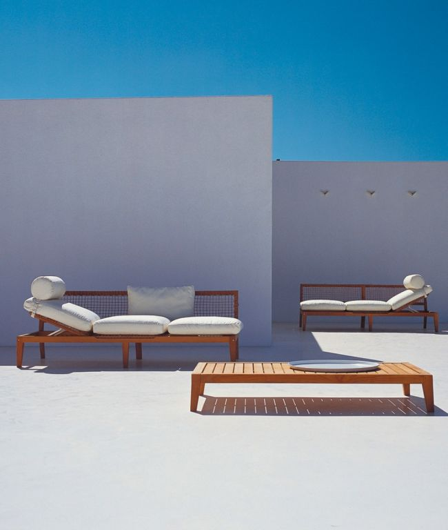 Synthesis Sofa-bed With Adjustable Seat
