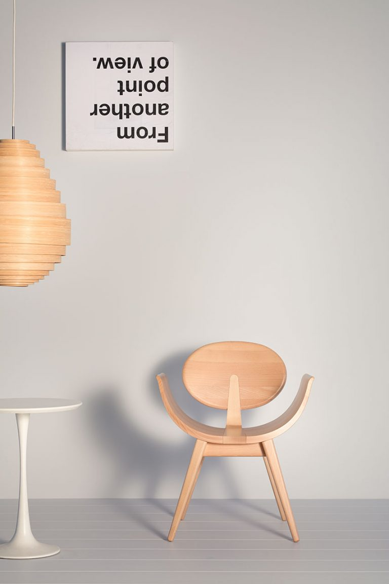 Ovale Chair