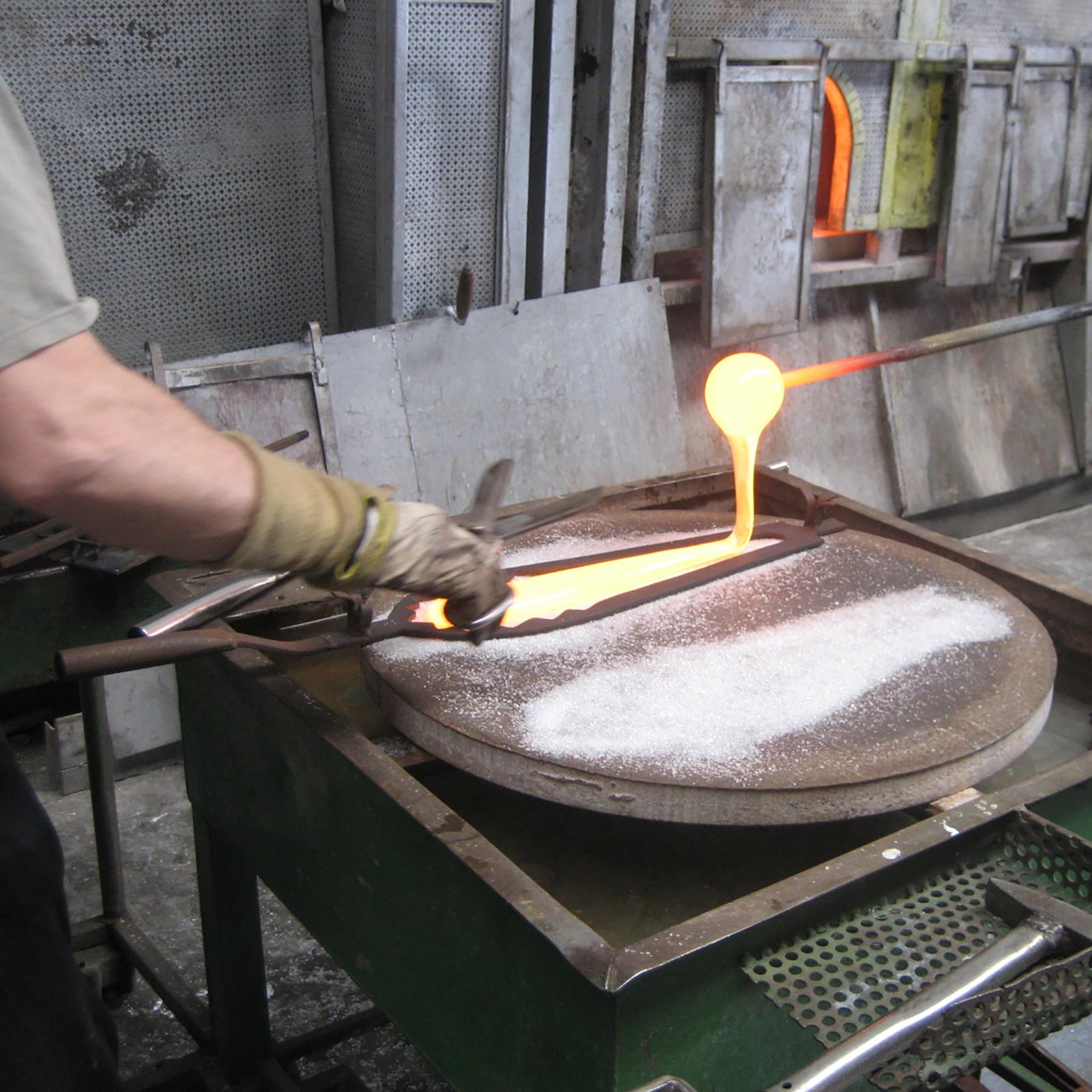 Cast Glass G17
