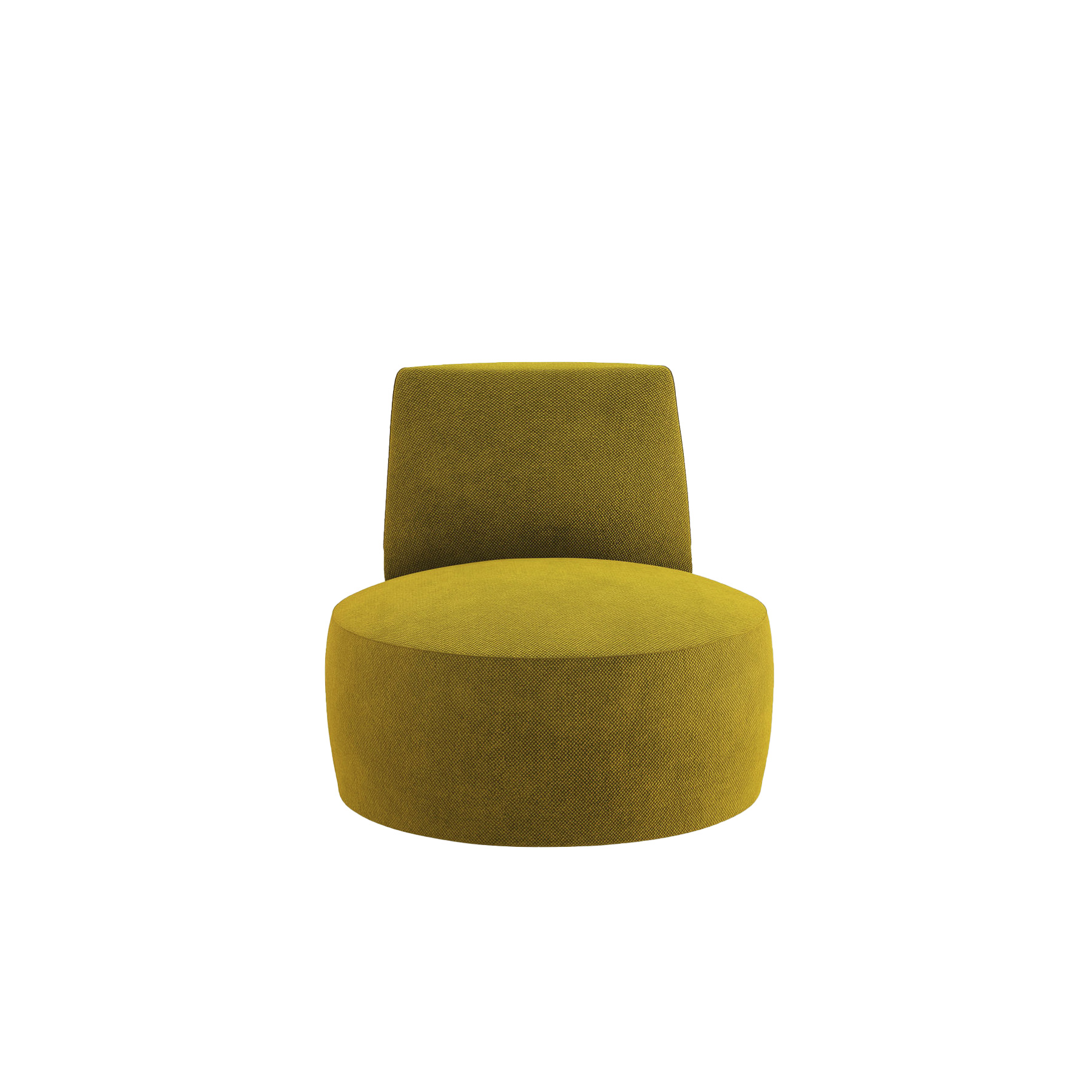 Baobab Lounge Chair - Baobab is characterised by the contrast of the full rounded form of the seat with the fine and elegant profile of the back.‎ The result, quite apart from its unique personality is a very pleasing, comfortable and eye-catching piece.‎ Baobab has built-in wheels.
