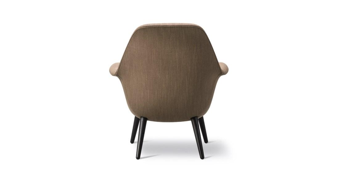Swoon Lounge Petit Wood Base