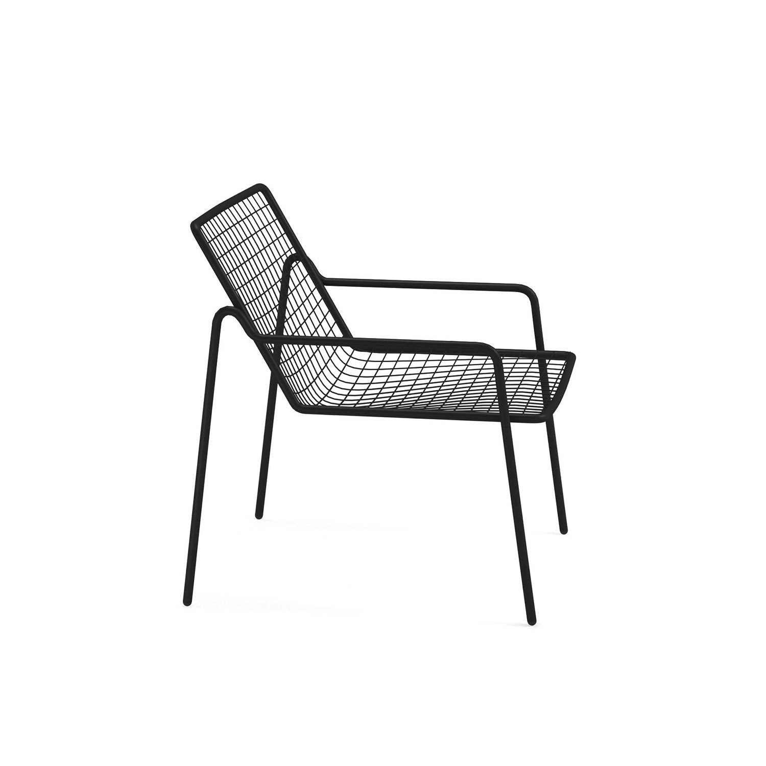 Rio R50 Lounge Chair - Set of 2 - <p>RIO R50 is an expertly crafted re-edition of the historic model Rio of the 70s. RIO R50 has a frame in ASFORM steel tube, high-quality steel with high mechanical performance and high resistance to weight. </p>