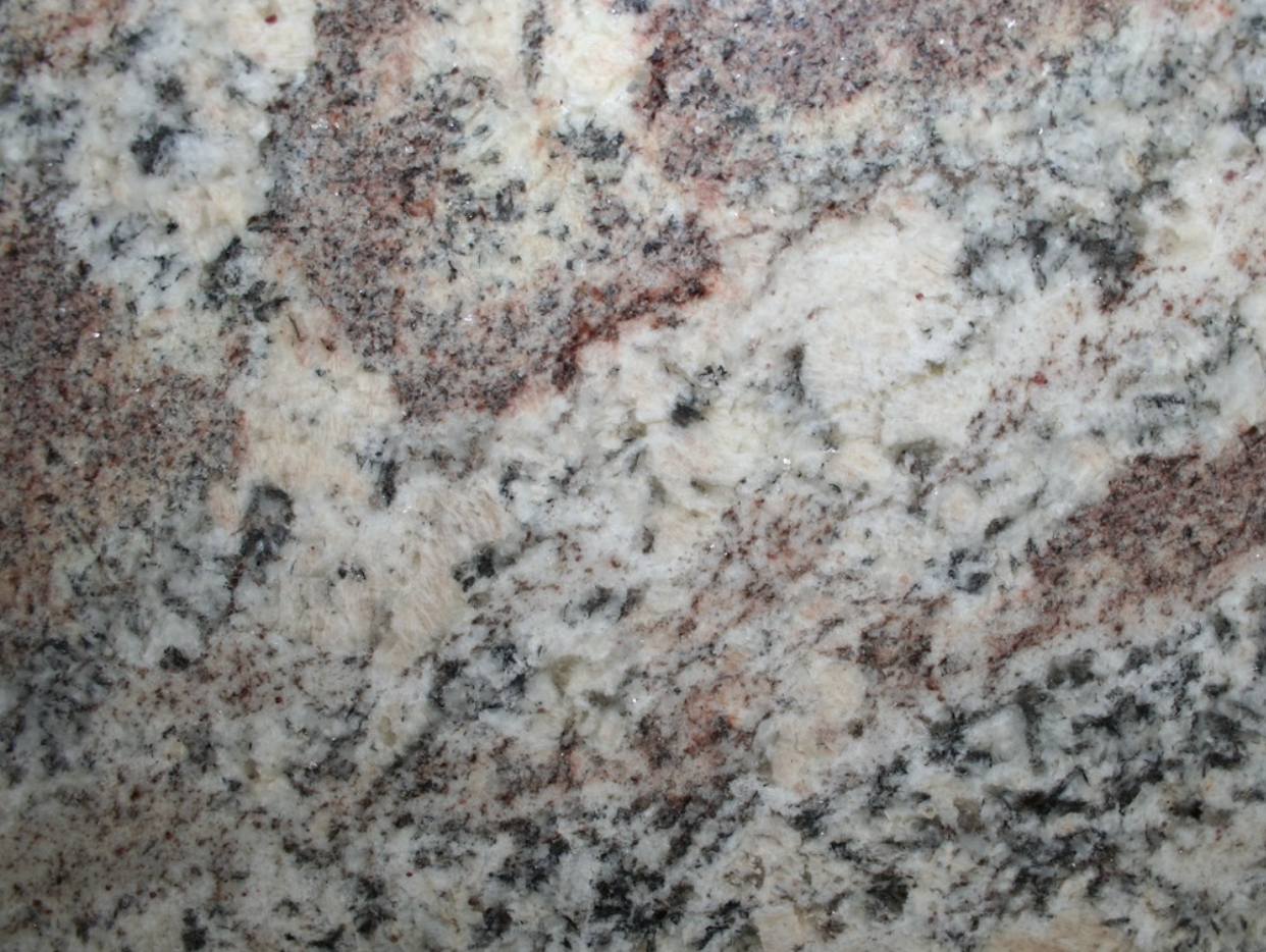 Nettuno Bordeaux - Nettuno Bordeaux Granite has mixed colours such as grey, brown and black. It is an ideal material for bathrooms, kitchens, fireplaces, flooring and also, for exterior projects.  | Matter of Stuff