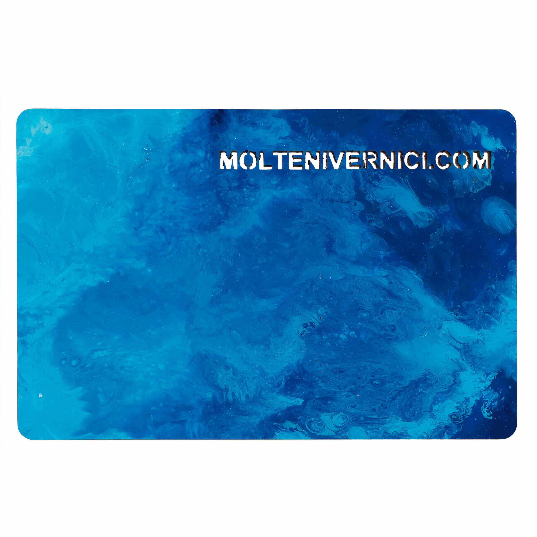 Sodalite Blue Liquid Ceramic