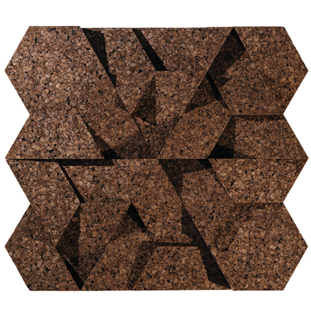 Corktriangle Cork Bricks