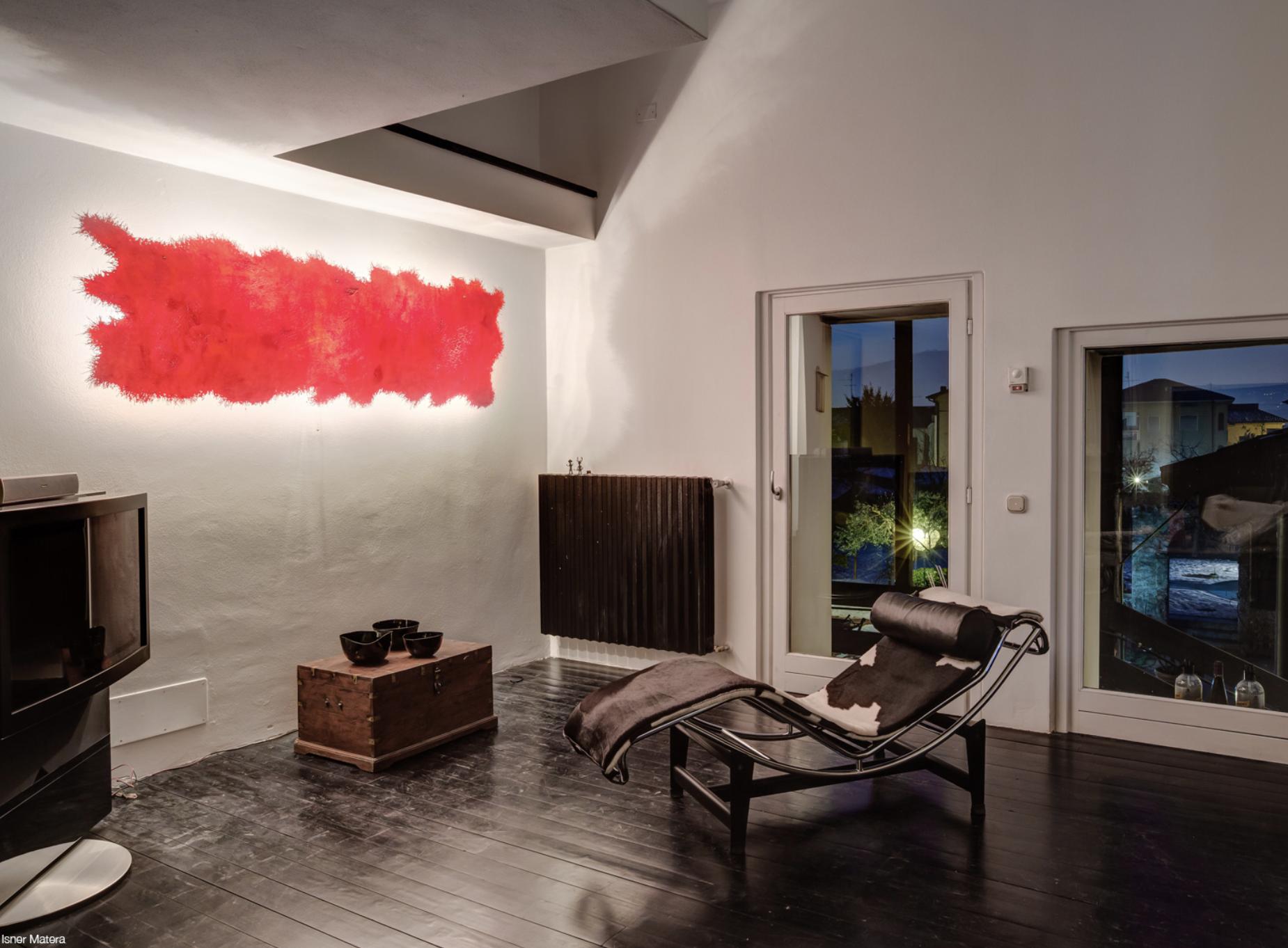 PostKrisi W 71 Wall/ Ceiling Lamp