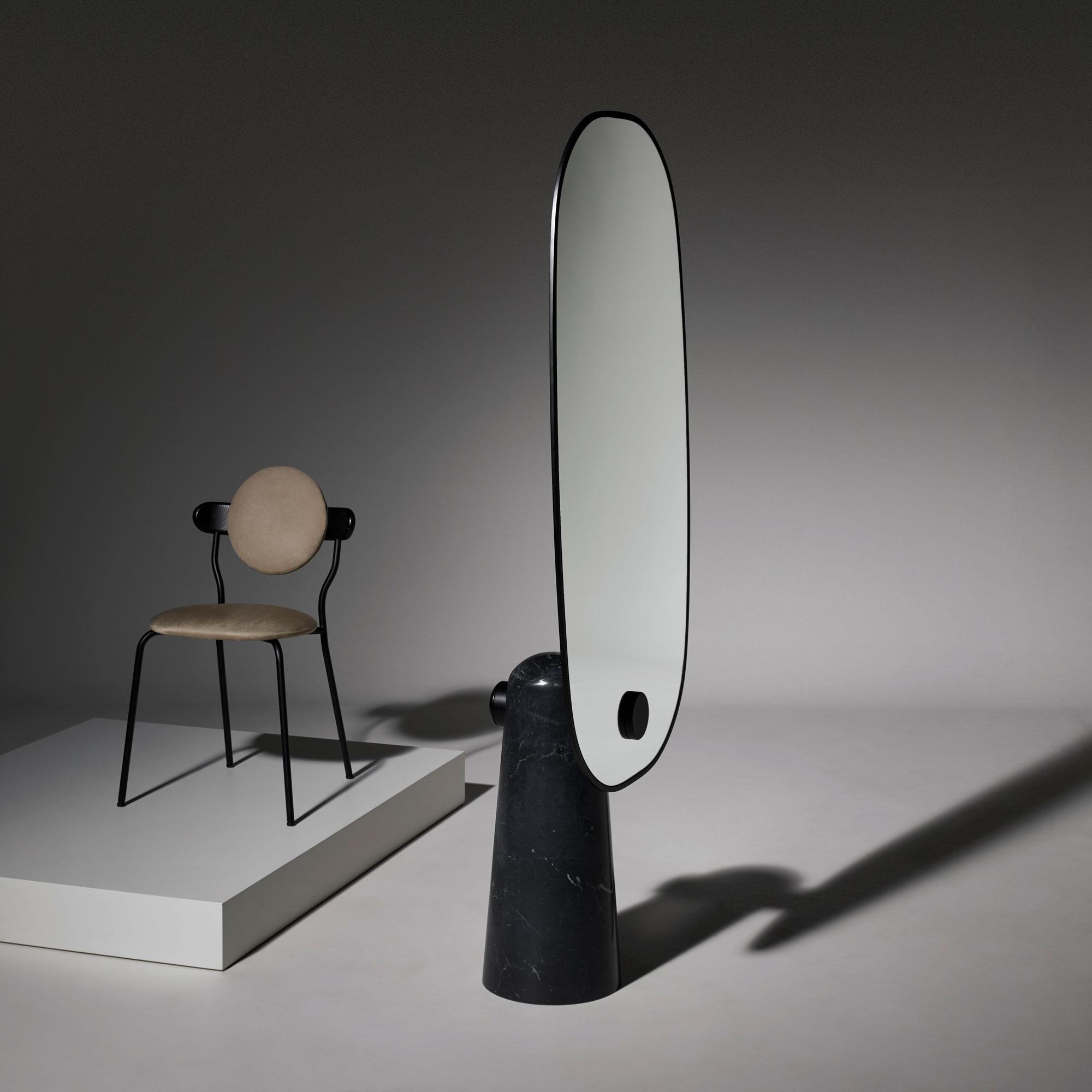 Iconic Standing Mirror