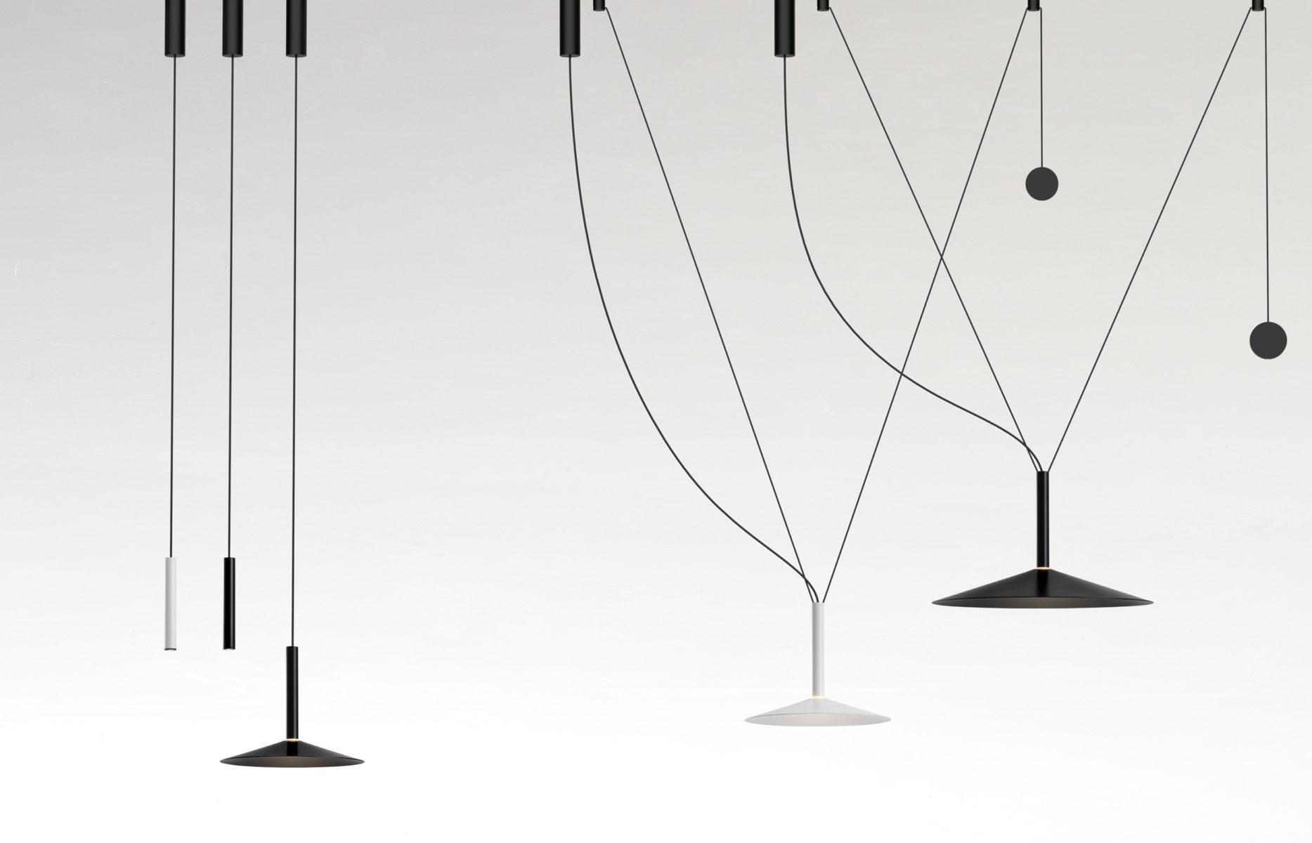 Milana Counterweight Pendant Light