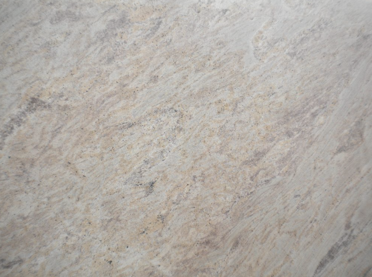 Ivory Silk - Ivory Silk granite originates from India. This stone is suitable for both interior and exterior design projects. | Matter of Stuff