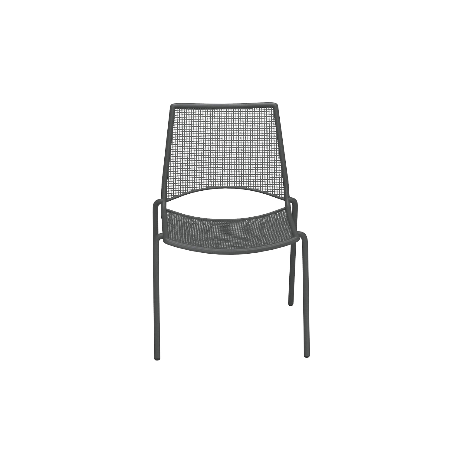 Ala Chair - Set of 4 - <p>Soft and light steel collection, Ala is extremely versatile and fits perfectly in every environment. Presenting a chair and an armchair, Ala furnishes all kind of outdoor spaces with personality.</p>The Ala Chair has a frame made from steel and a seat and back in hot galvanised painted simulated woven wire mesh and comes in four different finishes. This chair can be placed outside. Please enquire for more information.    Matter of Stuff