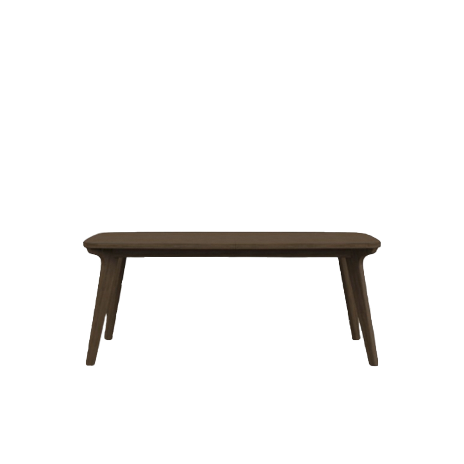 Brick 234 Table - Brick tables with natural hand carved barked Wrightia trunk sections, storage units in natural or lacquered American walnut, chairs with seat and back handwoven with gray rawhide, armchairs, sofas, beds and ottomans dressed with different colours and fabrics form this versatile collection. A young, classical and at the same time contemporary collection, a timeless collection.   Matter of Stuff