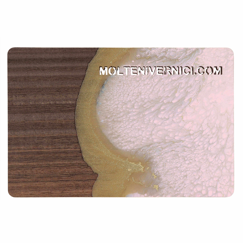 Rosa Portogallo Liquid Ceramic Effect Varnish