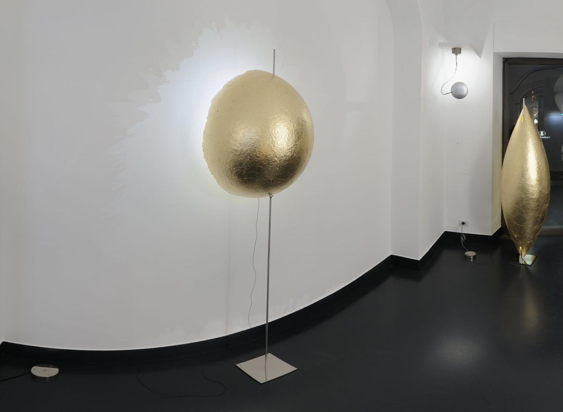 PostKrisi F 60 Floor Lamp