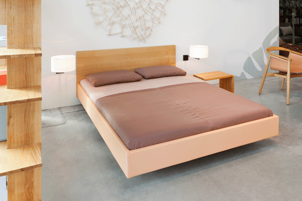 Simple Soft Bed