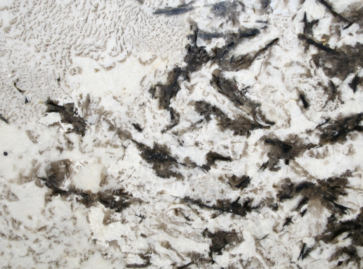 Aspen White - Aspen White is an elegant granite from Namibia. This stone is suitable for interior and exterior projects.  | Matter of Stuff