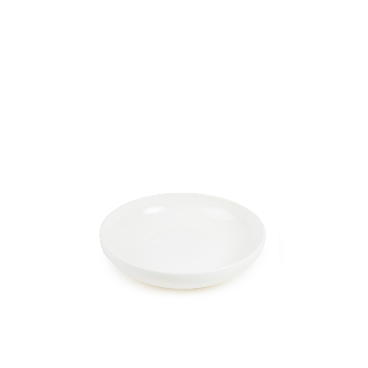 White Pasta Bowl - The purist fine bone china table ware. Designed by Chris Johnson and made in Stoke-on-Trent. This forms the base of all our collections and the most wonderful foundation for any table. Made in England. Microwave and dishwasher safe.  | Matter of Stuff