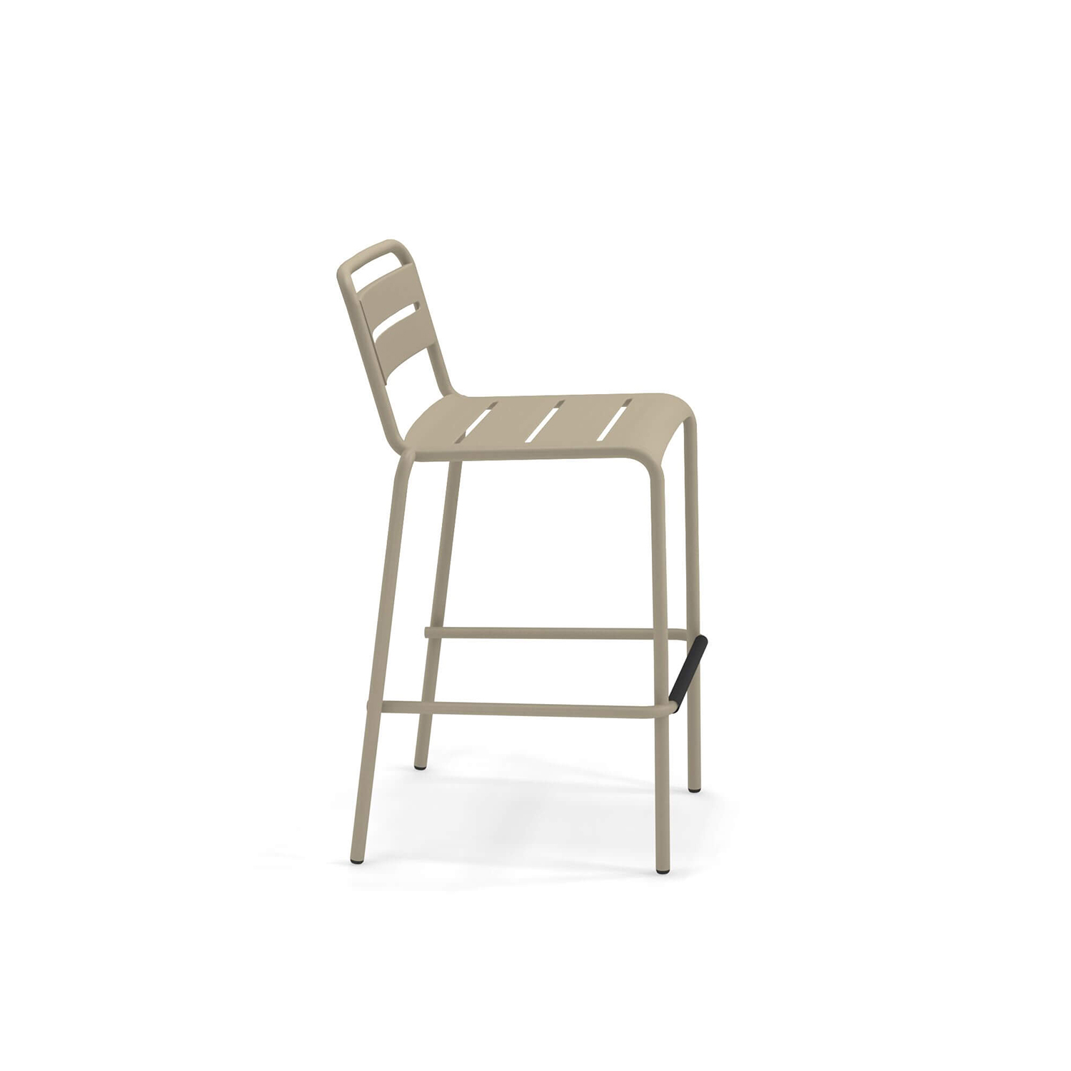 Star Barstool - Set of 4 - This set of 4 barstools is perfect for outdoor bars. They are available in a wide array of colours so that you can choose the best one to suit your space. The Star collection is a series of chairs and tables, the Star collection is an evergreen among EMU products. Simple shapes, colour and versatility mark this collection which is defined by soft, classic lines, ideal in multiple contexts and surroundings. The Star collection comprises chair, armchair, stool, lounge chair, sofa and tables of various sizes.</p>  | Matter of Stuff