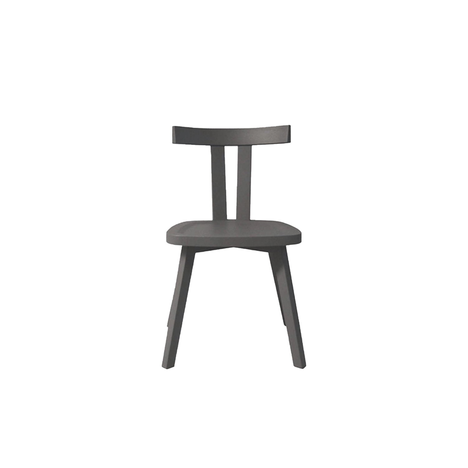 Gray 23 Chair - The Gray collection is a combination of apparently incompatible elements achieving a result which is contemporary, poetic and attractive. Gray takes inspiration from two styles, the neo-classic gustavian and the scandinavian one from the seventies. Armchairs, sofas, tables, beds and storages are the elements of this line made of a material such as turned and shaped wood, woven fibre, slate, china, marble and mirror. The plain elegance of the XVIII century furniture melts with the sobriety of the scandinavian design, which is more familiar to us. The wooden surfaces are mat and chalky, lead grey and white. grey and white are also the colours f the striped fabrics covering the models and the knit made jacquard patterns used for the cushions. Crochet laces are the decoration of the mirror front doors of the storages. China and natural american walnut are the materials which give harmony to the complete line. Chair with frame in natural American walnut, natural oak, white or grey or air force blue or black oak; it's accompained with seat cushion with polyurethane foam; suitable for indoor use. Available with upholstered seat and back with polyurethane foam. Removable different types of fabric in different colours. An optional polyurethane back cushion is available in a combination of fabrics and colour. Please enquire for further information.  | Matter of Stuff