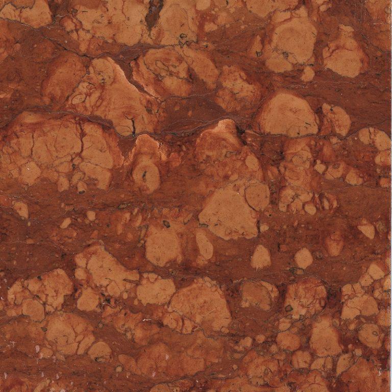 "Rosso Verona Marble - Rosso Verona is a light orange red to dark red with nodules and partly stylolitic veins sedimentary rock <ul class=""dati-generali"">  <li class=""field-carico_di_rottura_a_compressione""><span class=""label-det"">Compression tensile strength</span><span class=""value-det"">1630 kg/cm²</span></li>  <li class=""field-carico_di_rottura_dopo_cicli_gelivita""><span class=""label-det"">Tensile strength after freeze-thaw cycles</span><span class=""value-det"">1580 kg/cm²</span></li>  <li class=""field-carico_di_rottura_unitario_a_flessione""><span class=""label-det"">Unitary modulus of bending tensile strength</span><span class=""value-det"">180 kg/cm²</span></li>  <li class=""field-coefficiente_dilatazione_termica""><span class=""label-det"">Heat expansion coefficient</span><span class=""value-det"">0,0094 mm/m°C</span></li>  <li class=""field-coefficiente_imbibizione_acqua""><span class=""label-det"">Water imbibition coefficient</span><span class=""value-det"">0,018500</span></li>  <li class=""field-resistenza_all_urto""><span class=""label-det"">Impact strength</span><span class=""value-det"">38 cm</span></li>  <li class=""field-usura_per_attrito""><span class=""label-det"">Frictional wear</span><span class=""value-det"">61 mm</span></li>  <li class=""field-peso_per_unita_di_volume""><span class=""label-det"">Mass by unit of volume</span><span class=""value-det"">2692 kg/m³</span></li> </ul> | Matter of Stuff"
