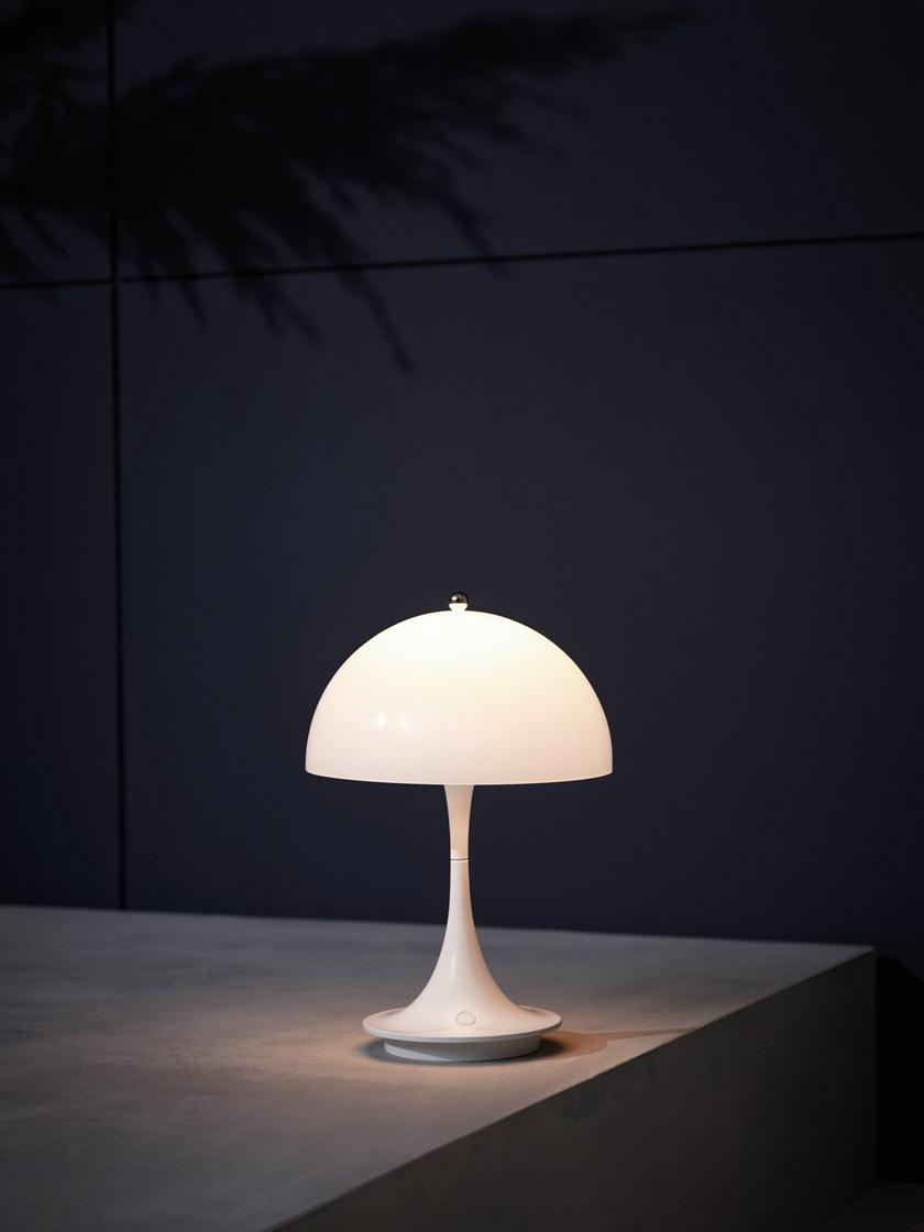 Panthella Cordless Table Lamp