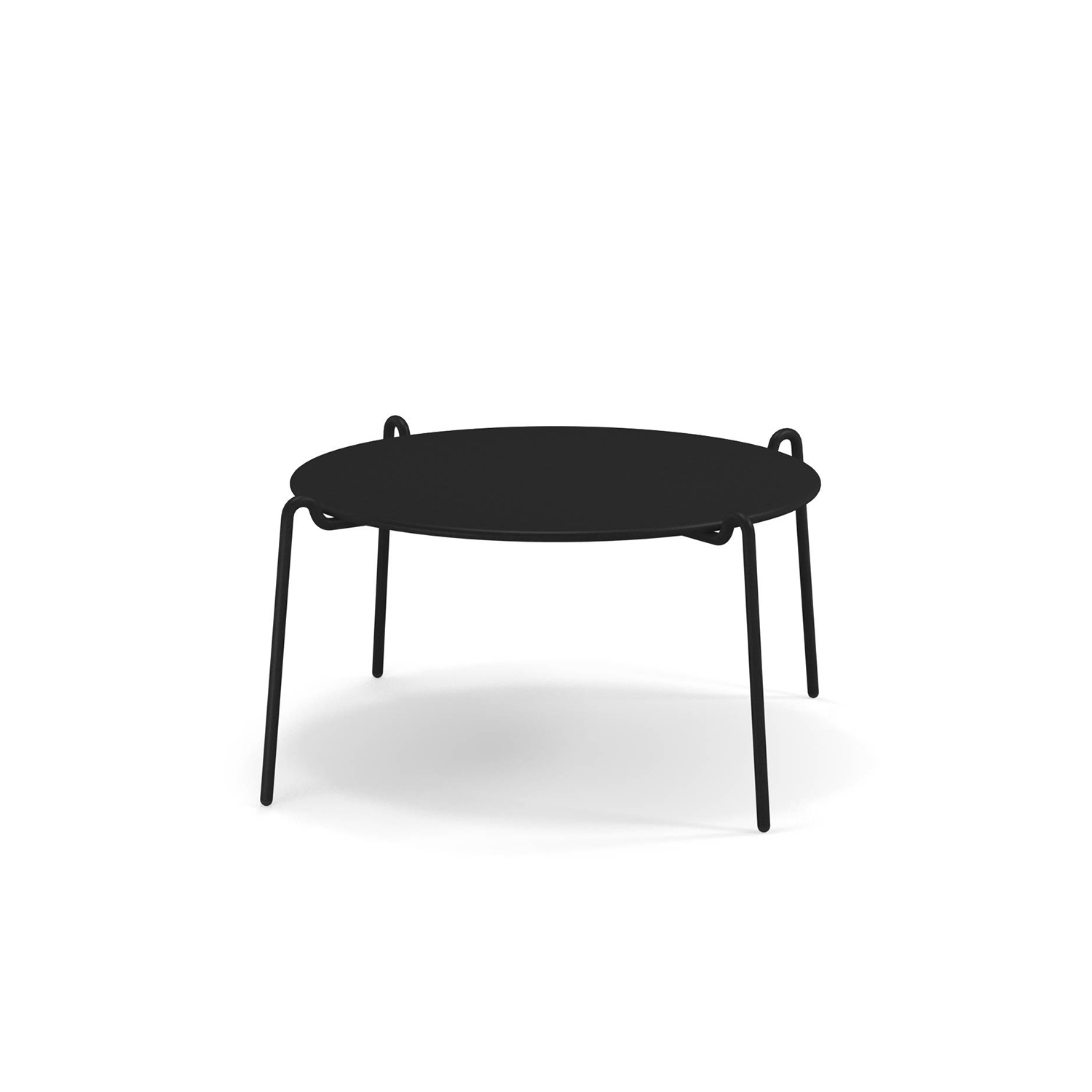 Rio R50 Coffee Table - <p>RIO R50 is an expertly crafted re-edition of the historic model Rio of the 70s. RIO R50 has a frame in ASFORM steel tube, high-quality steel with high mechanical performance and high resistance to weight. </p>
