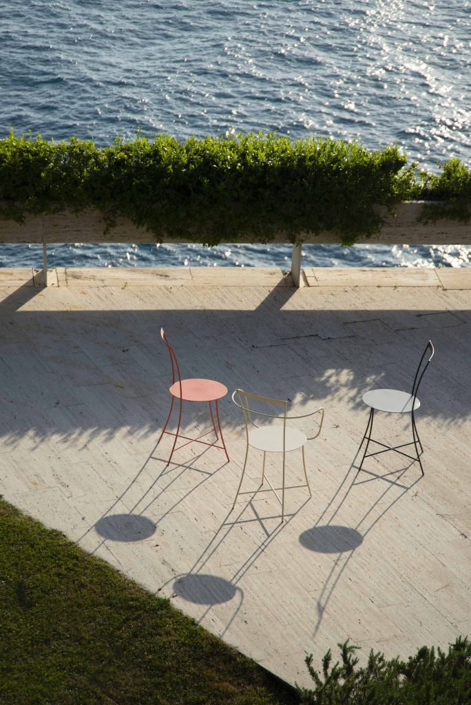 Irma Chair With Armrests