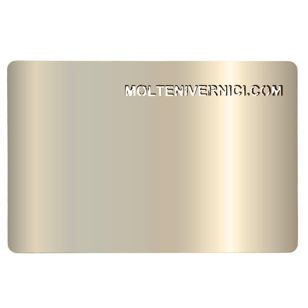 Brass Aluminium Metal Coating