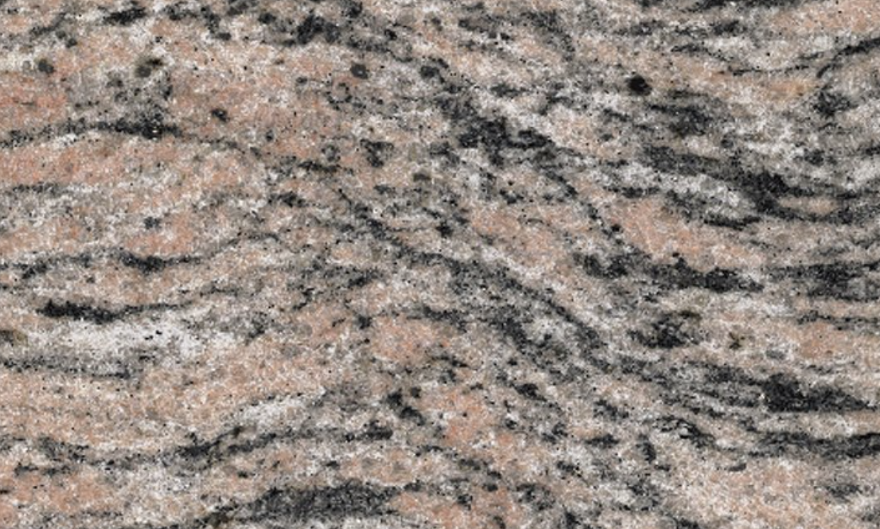 Tiger Skin - Tiger Skin granite originates from India. This stone is suitable for both interior and exterior design projects. | Matter of Stuff