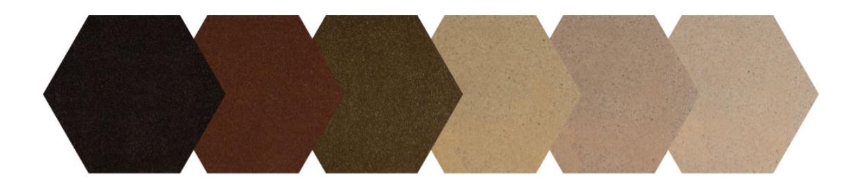 Square L Floor Tiles