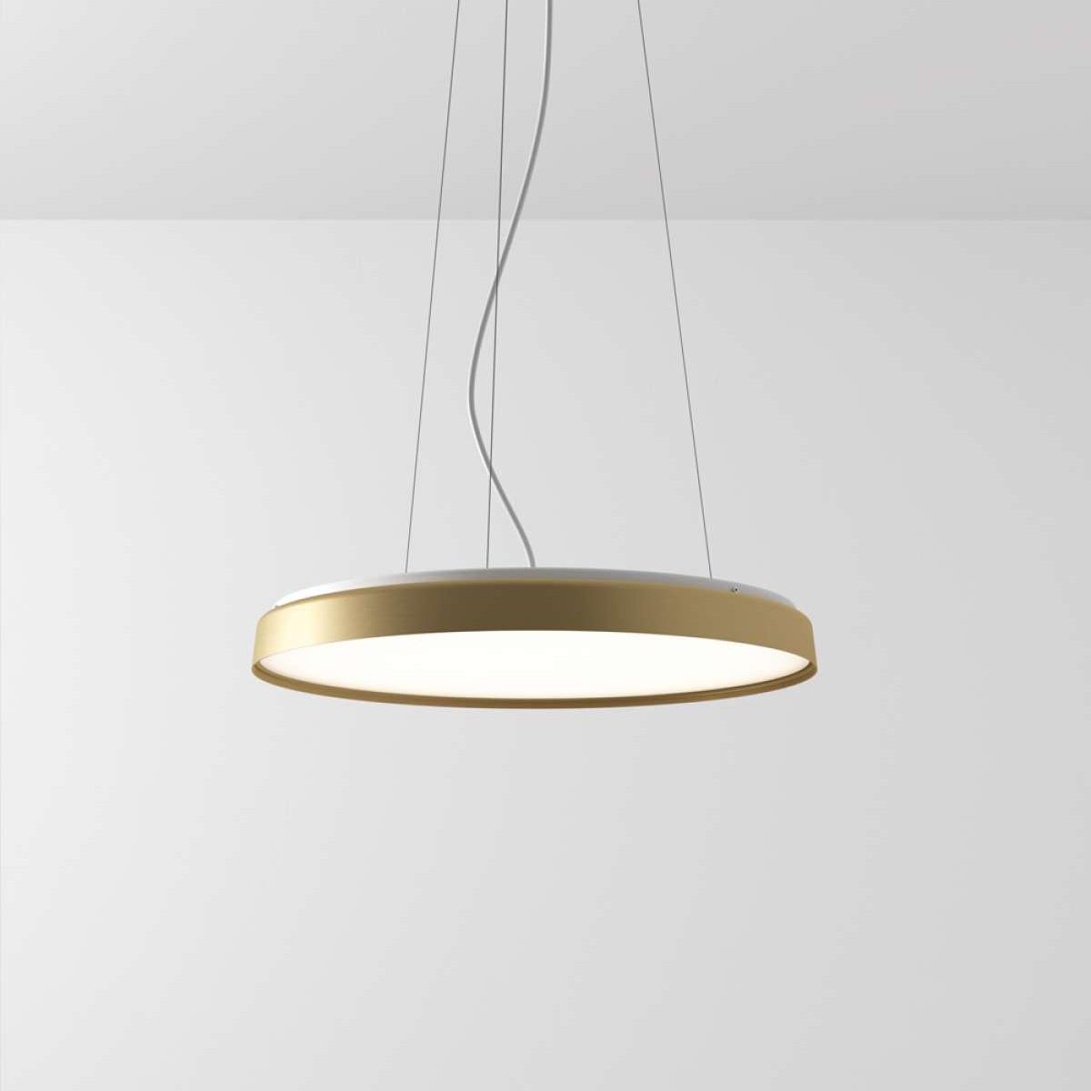 Compendium Plate Suspension Lamp