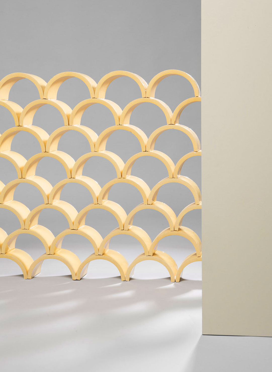 Curva Ceramic Sunbreaks - Ceramic sunbreaks available in different colours and in the following finishes: vitrified, glazed and terracotta. mixture of clays from the area, giving them strength and unique properties for extrusion and single firing. The wide range of colours is derived from the clays themselves and from oxides applied together with a varnish unique for its transparency and smoothness, which gives the surface an appearance and texture similar to glass. The transparency of the surface and the unchanging quality achieved by the colours at a temperature above 1000° give a bright, warm personality to areas laid with glazed tile. The compatibility between different colours is surprising, which allows the most diverse applications and most imaginative combinations, always in a harmonious and pleasant combination.  Water absorption: UNE-EN ISO 10545-3:1997 13% AVERAGE Frost resistance:  UNE-EN ISO 10545-12:1997 All colours resist test except brown and red; cracks appear after 100 +5°C/-5°C cycles. Resistance to chemical agents / acids and alkalis of high concentrations: UNE-EN ISO 10545-13:2017 Household chemicals and pool salts GA Acids and alkalis of low concentrations GLA Acids and alkalis of high concentrations GHA Resistance to surface abrasion: UNE-EN ISO 10545-7:1999 PEI RATING 1–2 COLOR DEPENDENT Linear thermal expansion: UNE-EN ISO 10545-8:2014 6x10-6/°C Crazing resistance: UNE-EN ISO 10545-11:1997 No defects are observed   Matter of Stuff