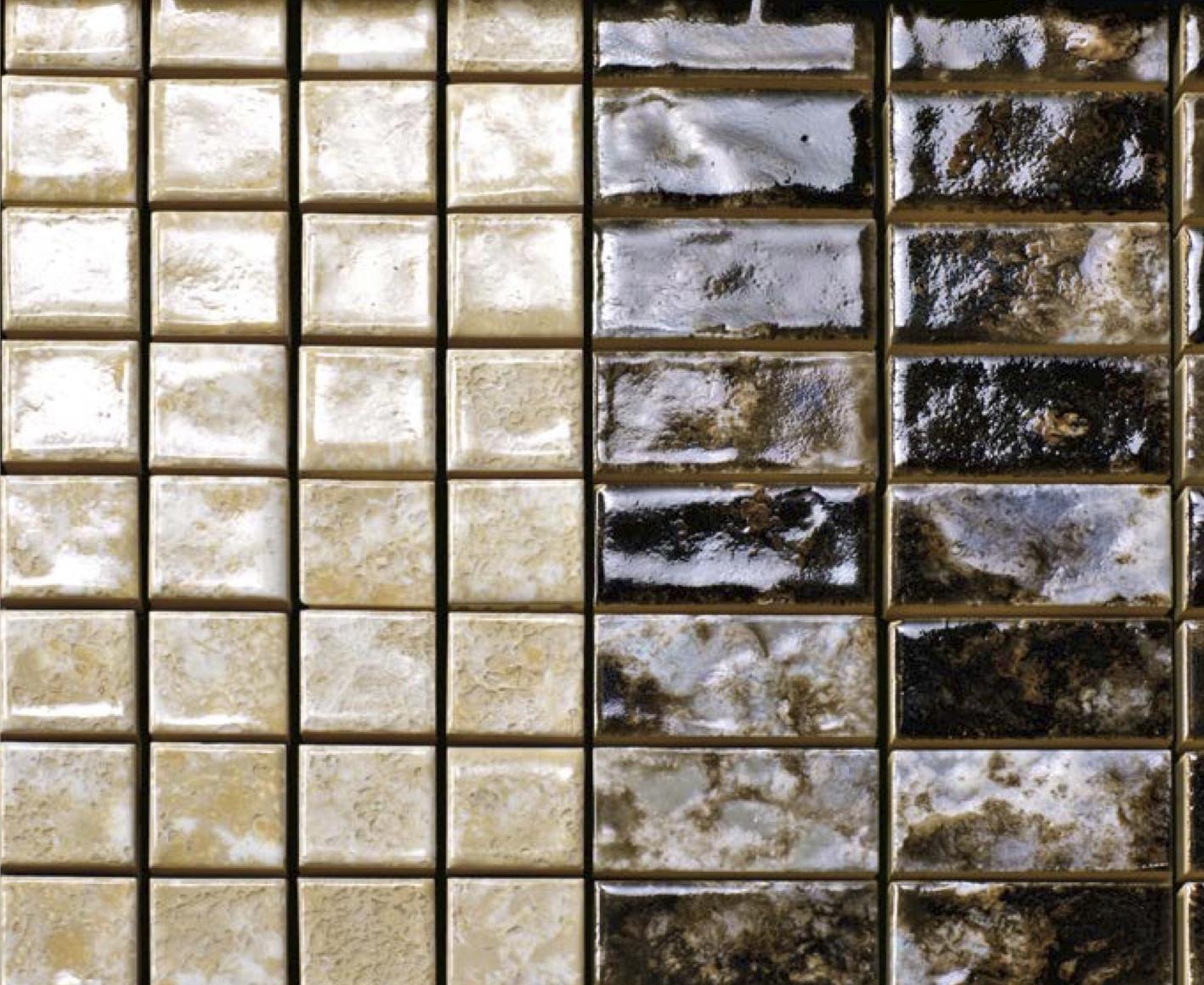 Mosaics Walnut