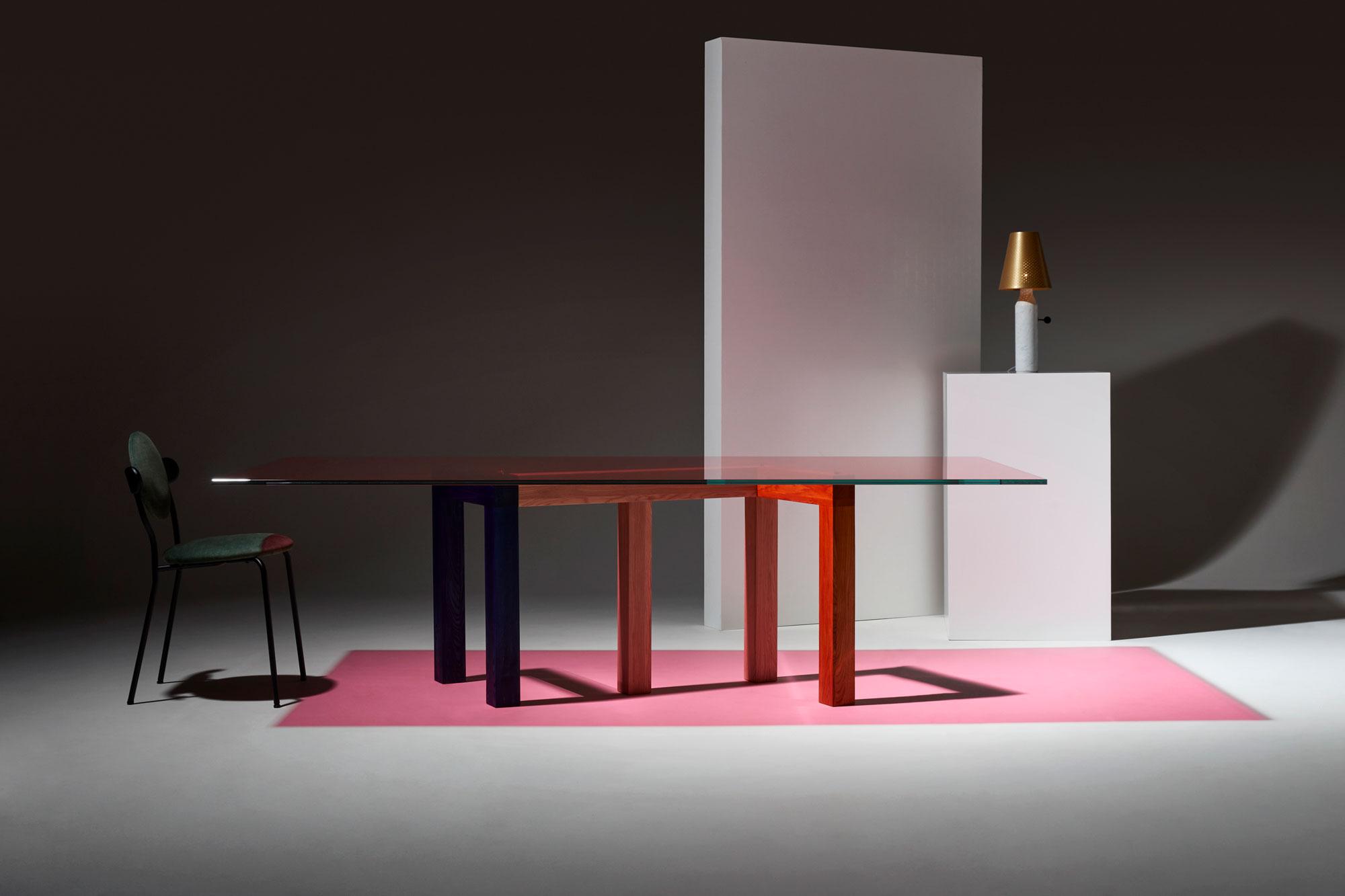Penrose Dinner Table