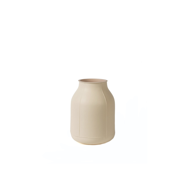 Large Barrel Vase