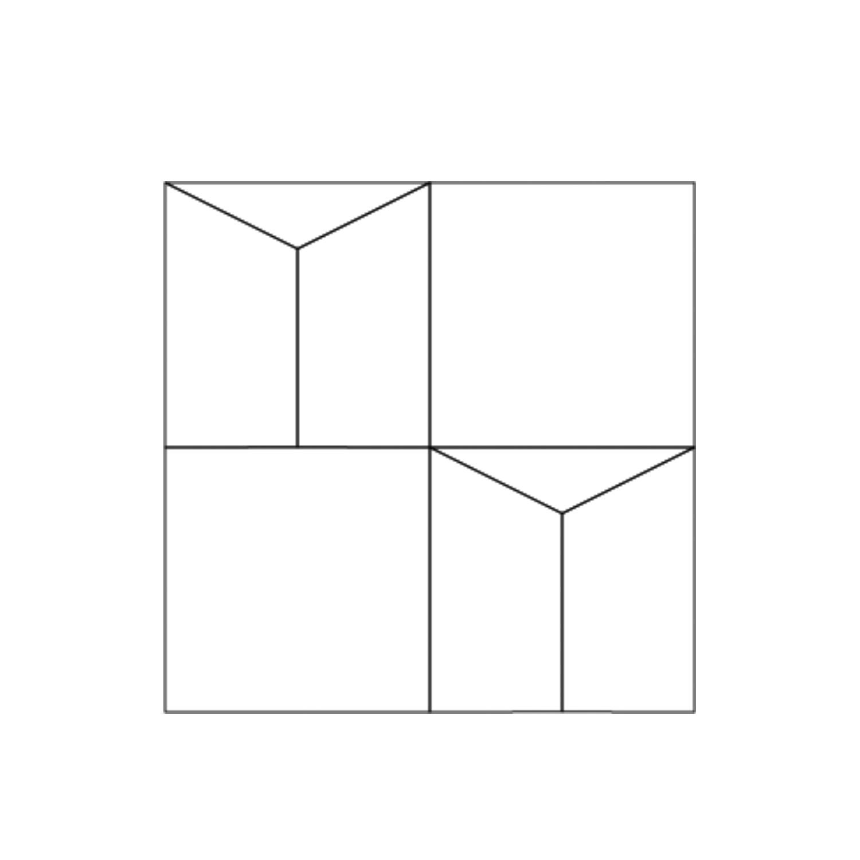 Fibre Decorative Terrazzo Tiles