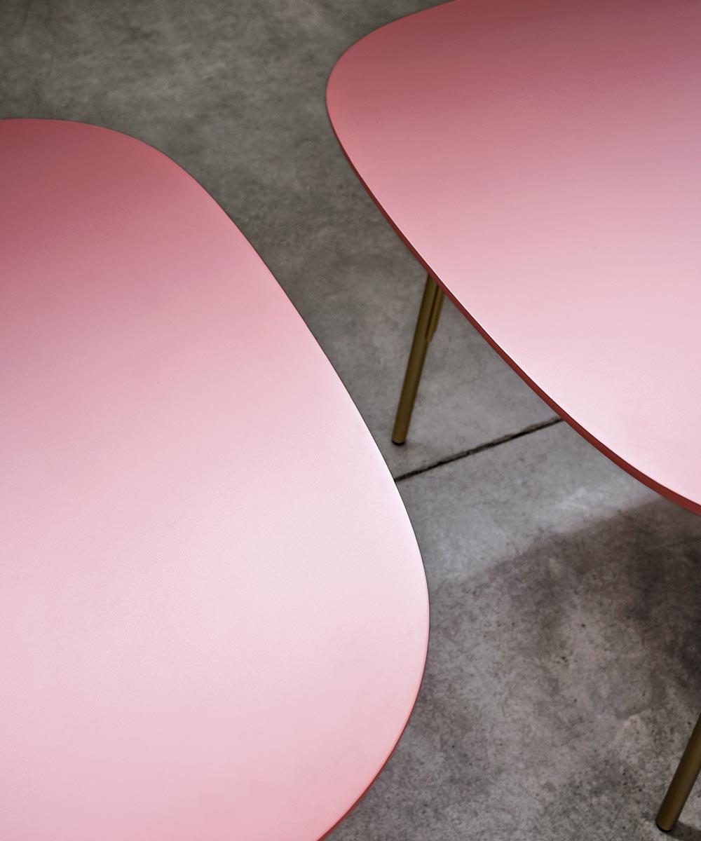 Kelly T Rectangular Table
