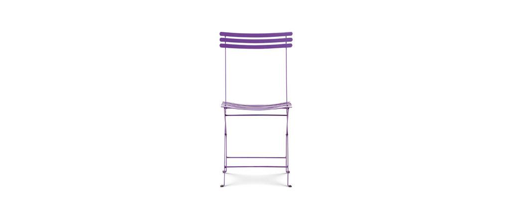 Flower Folding Chair